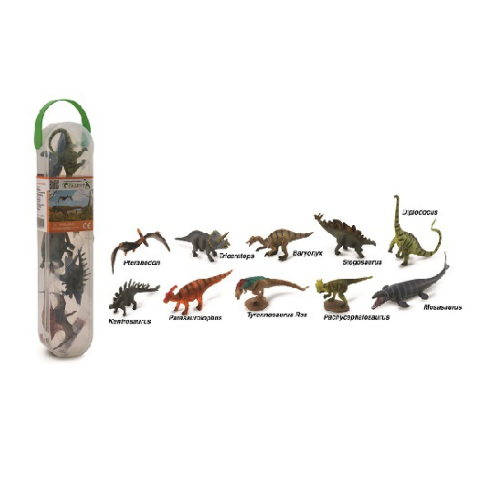 CollectA Tube - Dinosaurs A