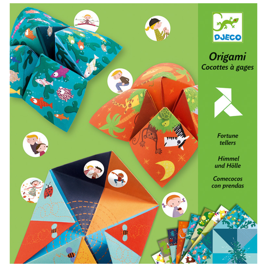 Origami Bird Game - Djeco
