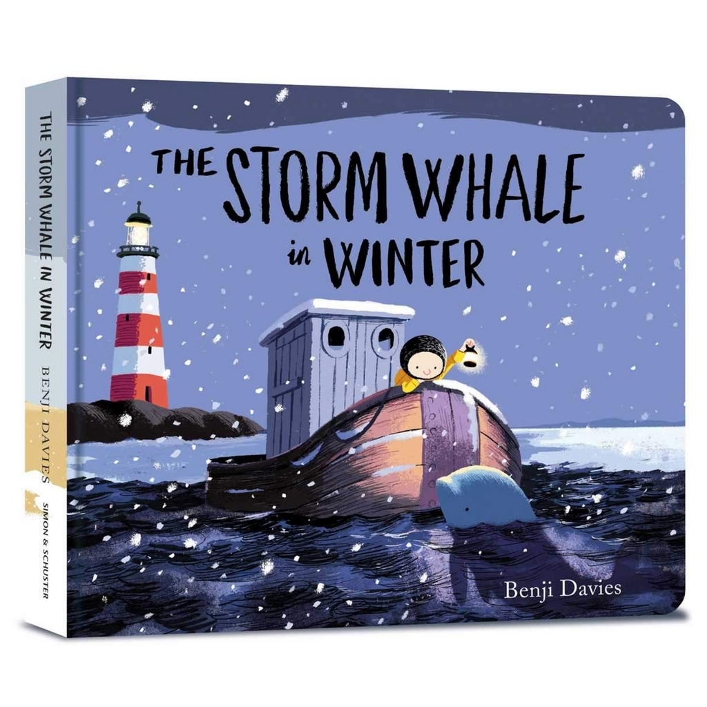 The Storm Whale in Winter - Benji Davies