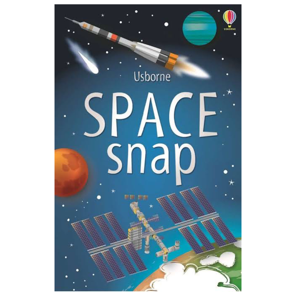 Space Snap Cards