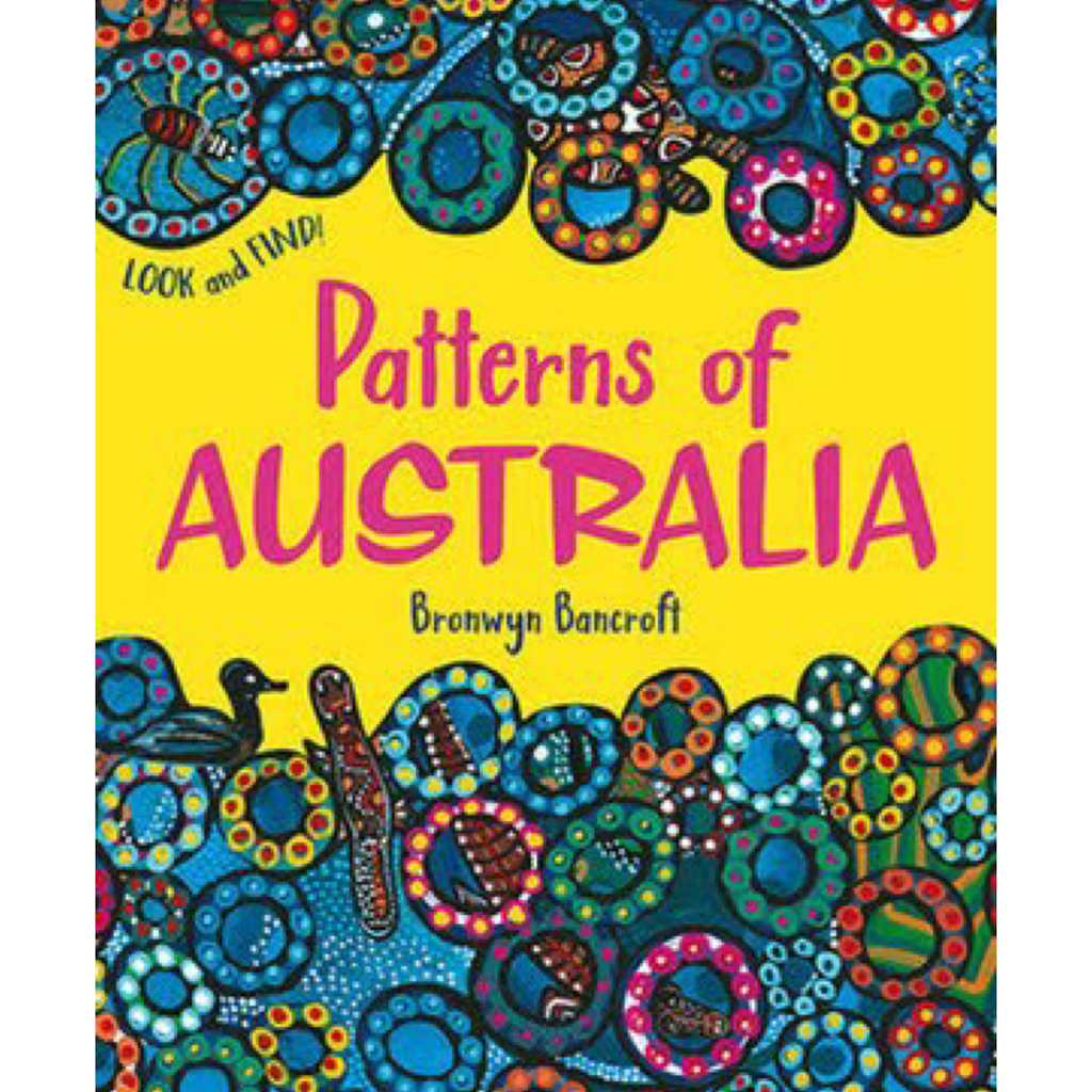 Patterns of Australia | Bronwyn Bancroft