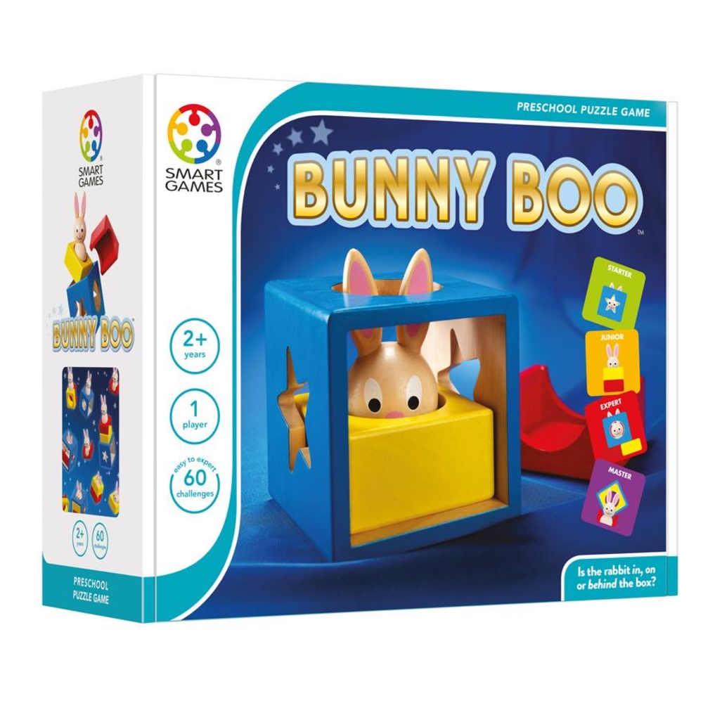 Bunny Peek a Boo | Smart Games