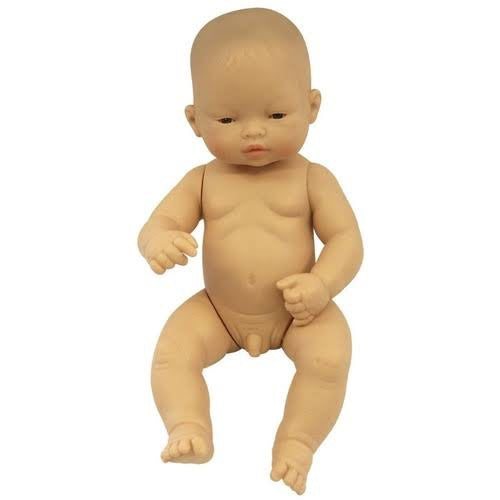 Miniland Asian Boy Baby - 32cm