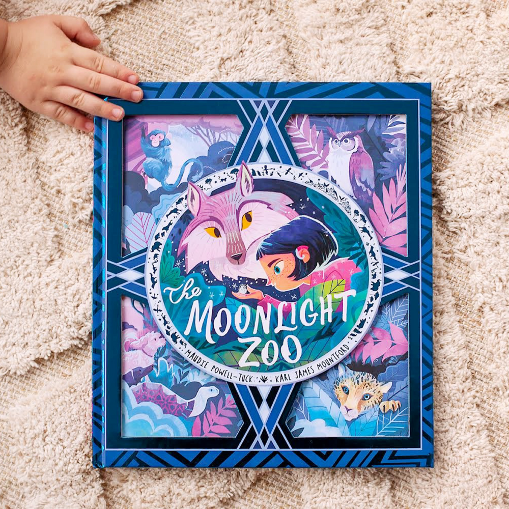 The Moonlight Zoo | Maudie Powell-Tuck