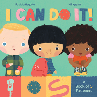 I Can Do It - Patricia Hegarty