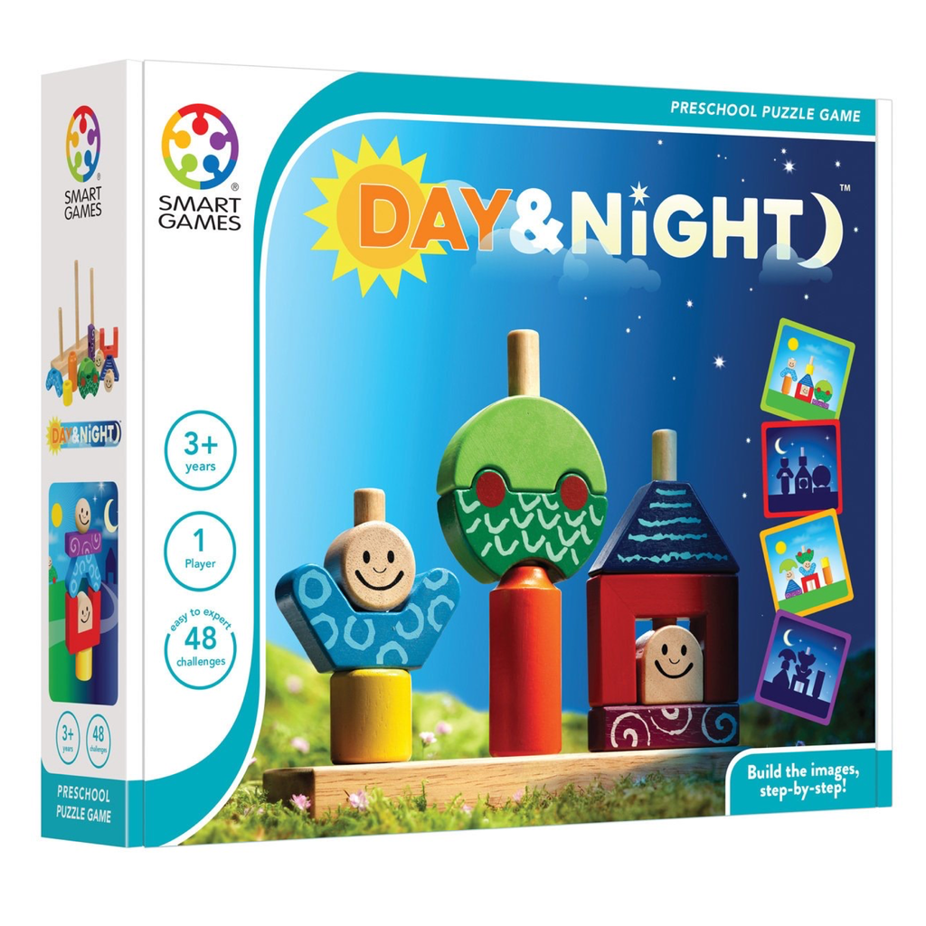 Day & Night - Smart Games