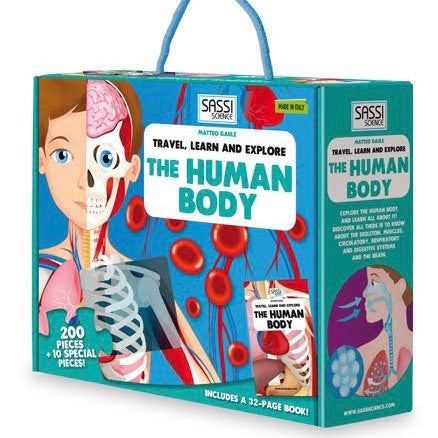Human Body Puzzle