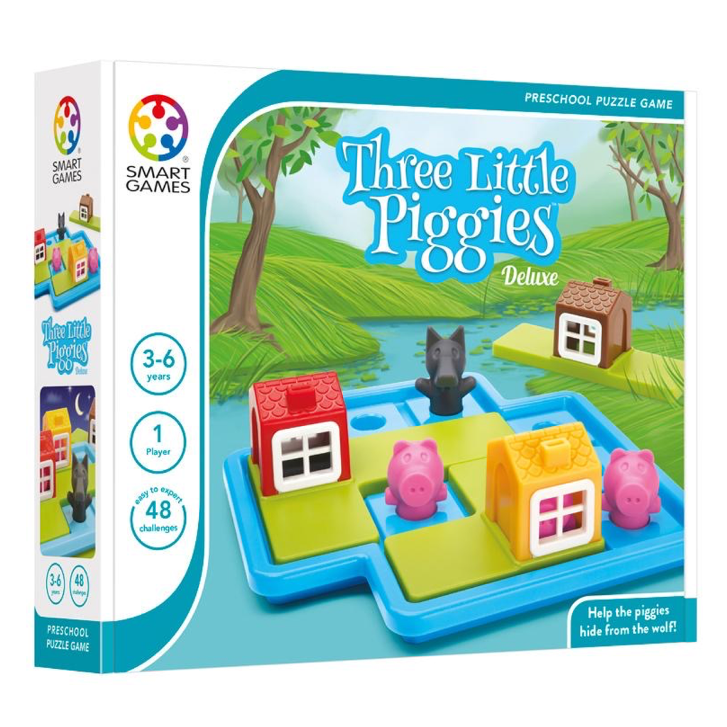 Three Little Piggies | Smart Games