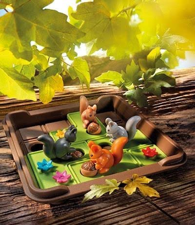 Squirrels Go Nuts | Smart Games