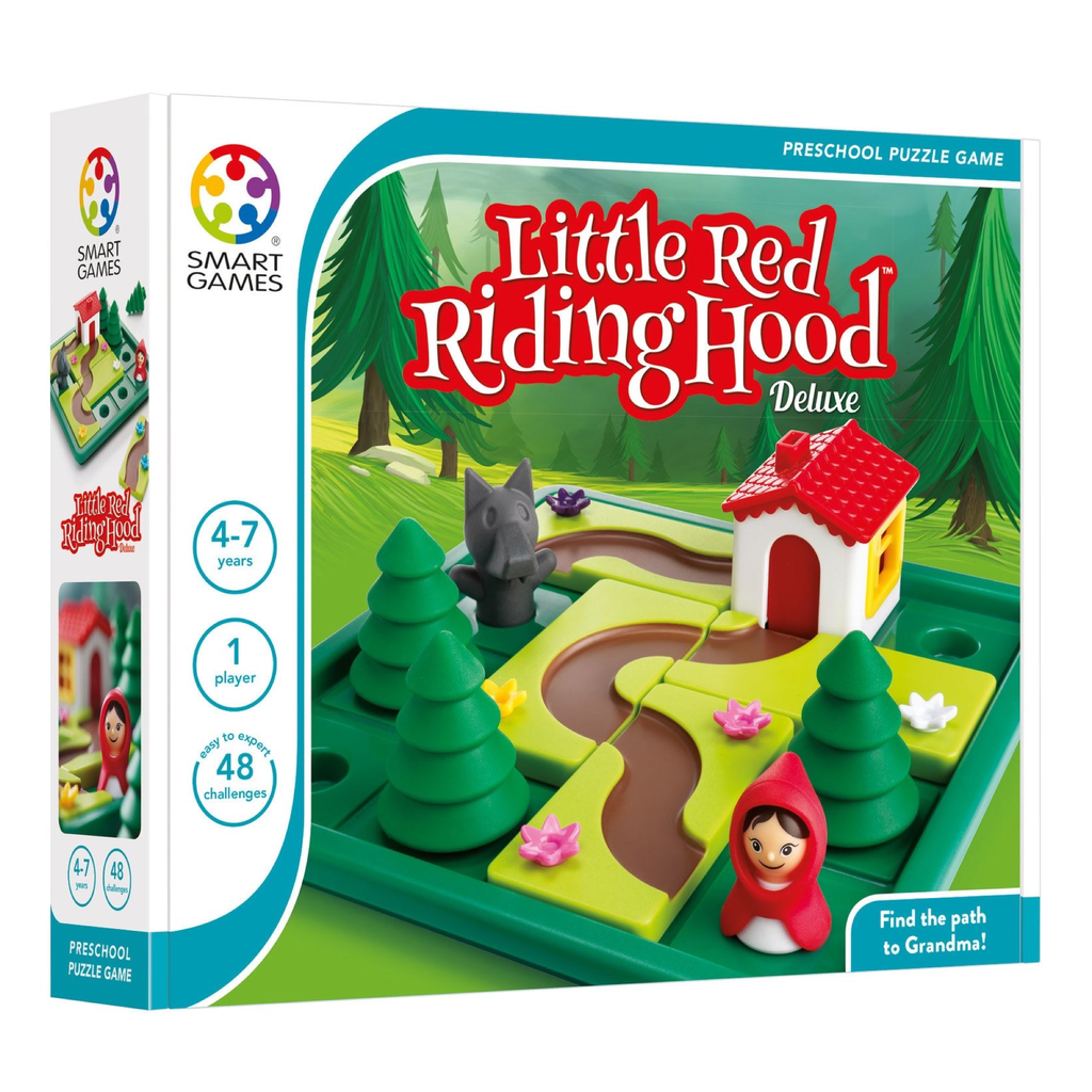 Little Red Riding Hood | Smart Games