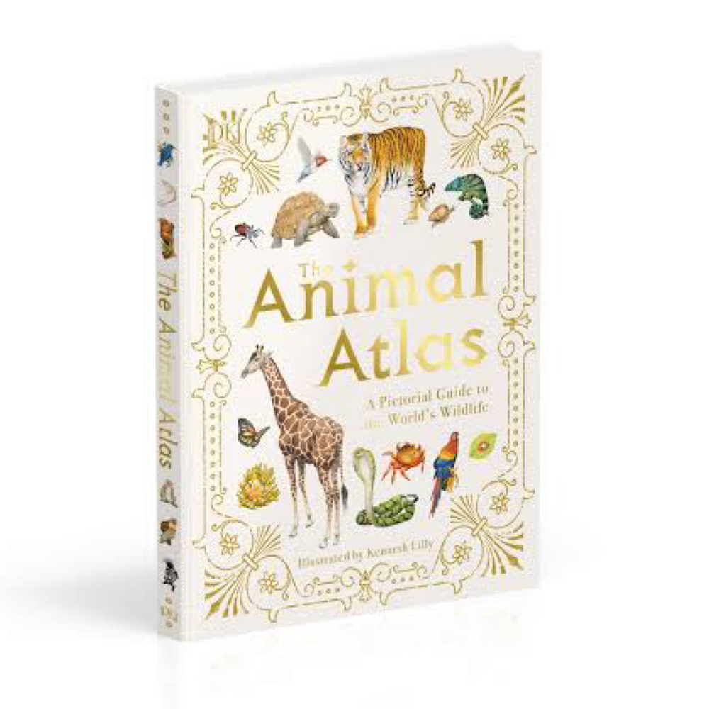 The Animal Atlas: A Pictorial Guide to the World's Wildlife