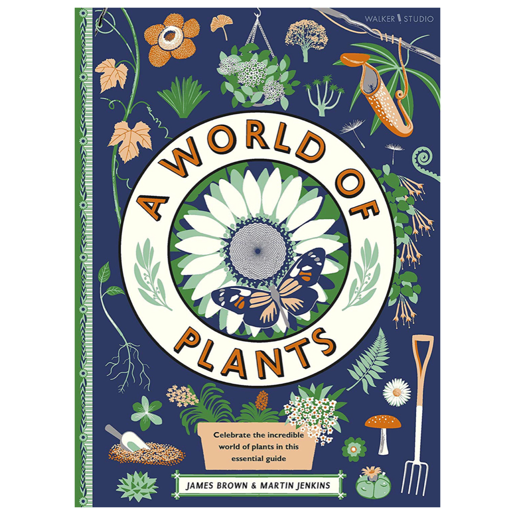 A World of Plants - Martin Jenkins