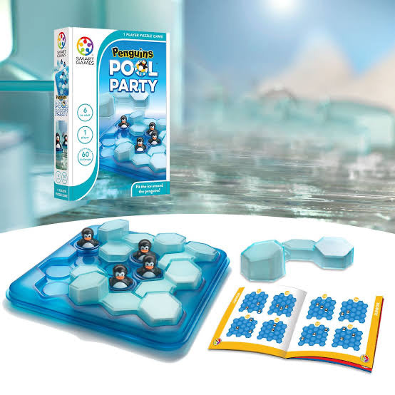 Penguins Pool Party | Smart Games