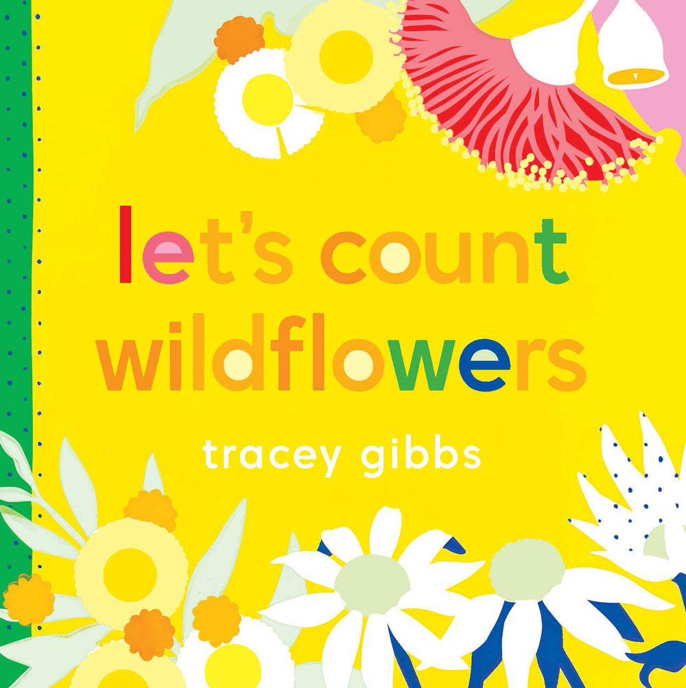 Let's Count Wildflowers | Tracey Gibbs