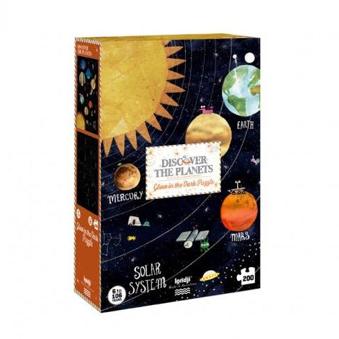 Discover the Planets Puzzle - Londji
