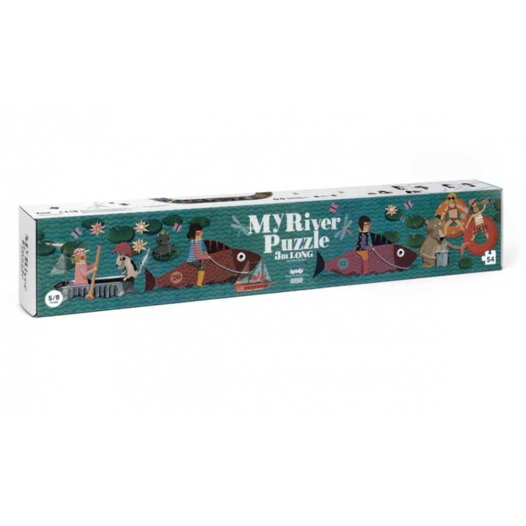 My River 3m Long Puzzle - Londji