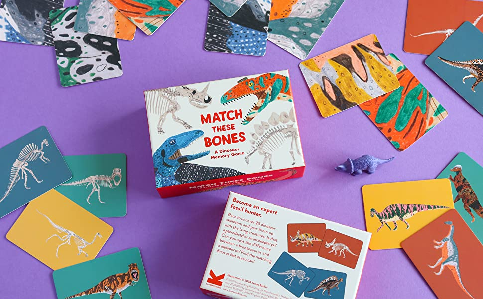 Match These Bones Game
