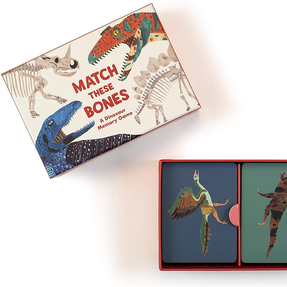 Match These Bones | A Matching Game