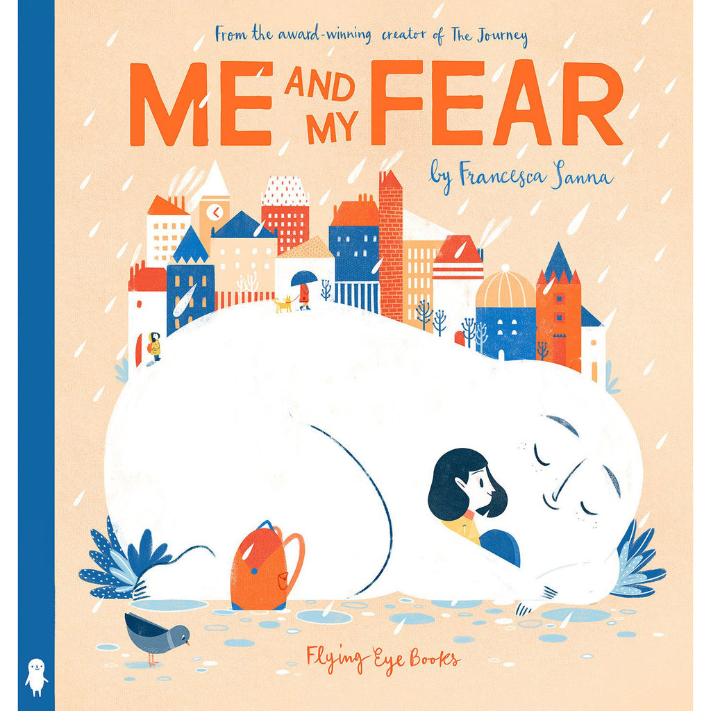 Me and My Fear - Francesca Sanna