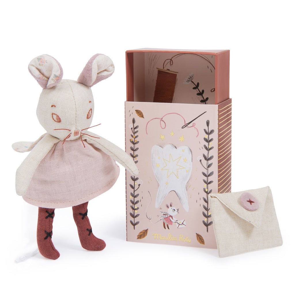 Milk Tooth Mouse | Moulin Roty