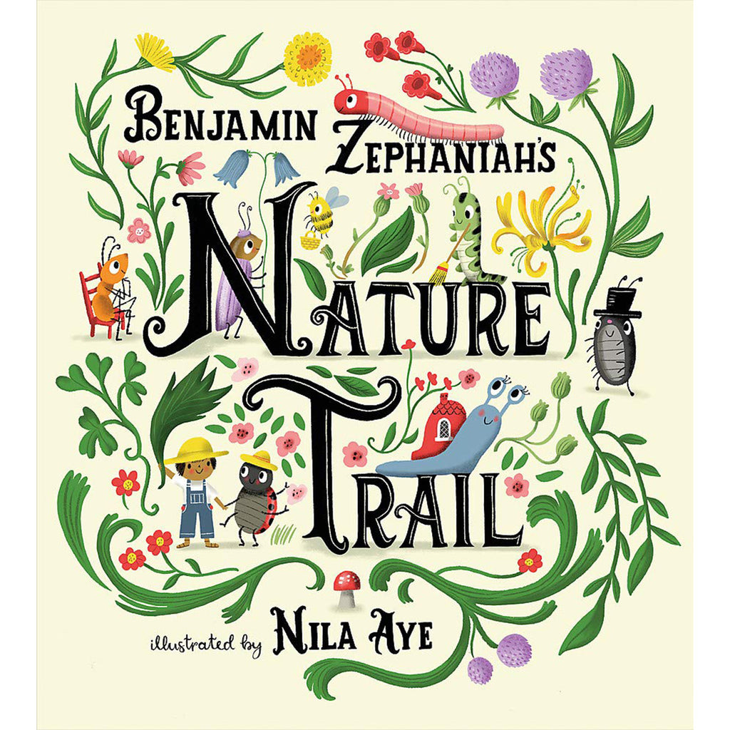 Nature Train | Benjamin Zephaniah