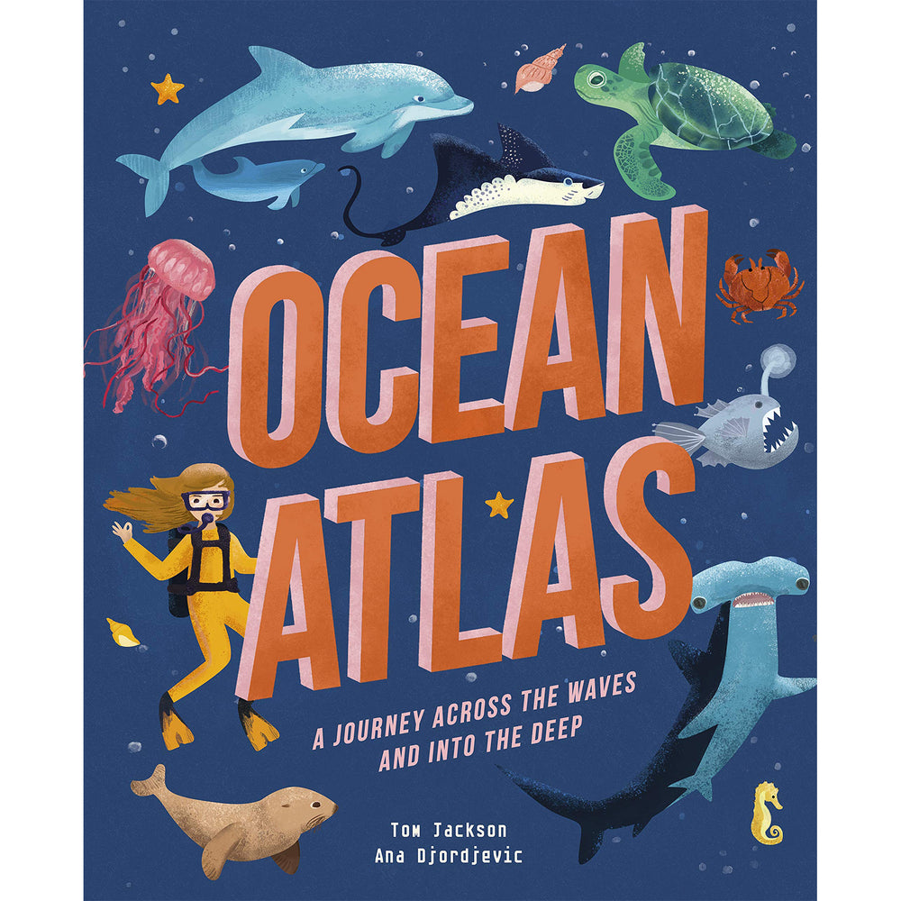 Ocean Atlas - Tom Jackson