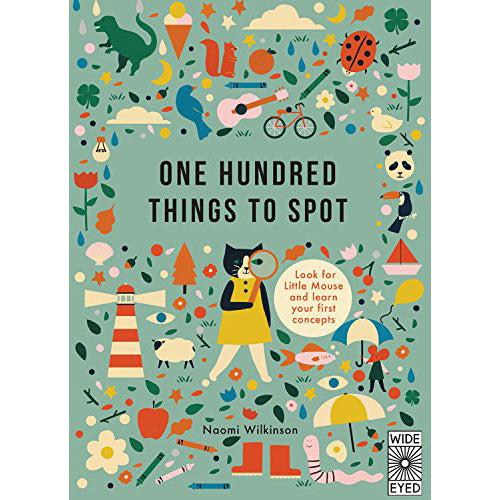One Hundred Things To Spot | Naomi Wilkinson