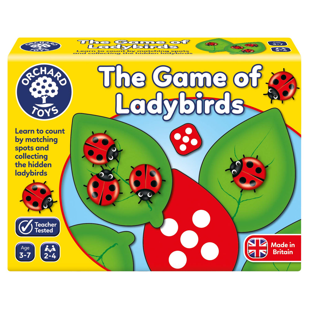 The Game of Ladybirds | Orchard Toys
