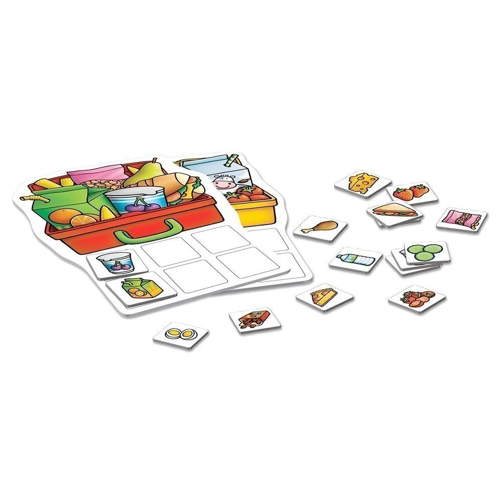 Lunch Box Game | Orchard Toys