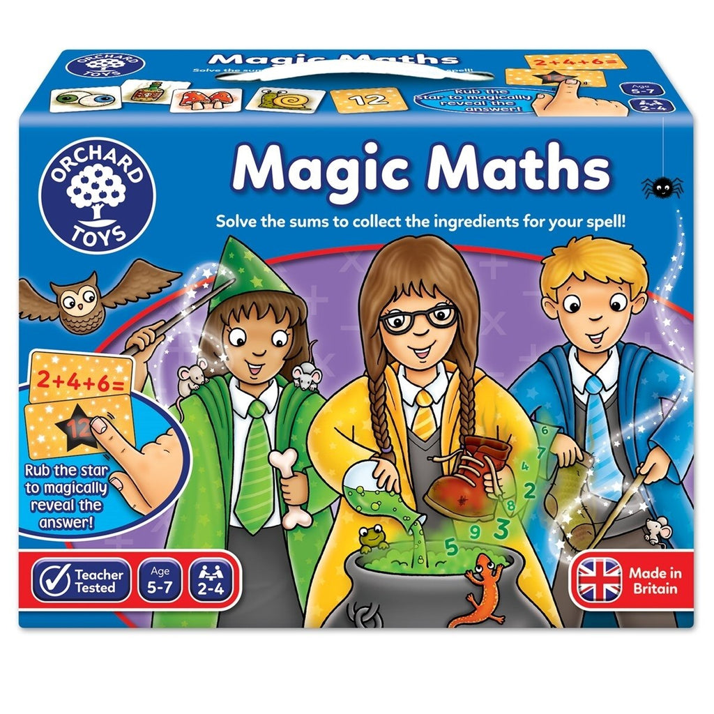Magic Maths | Orchard Toys