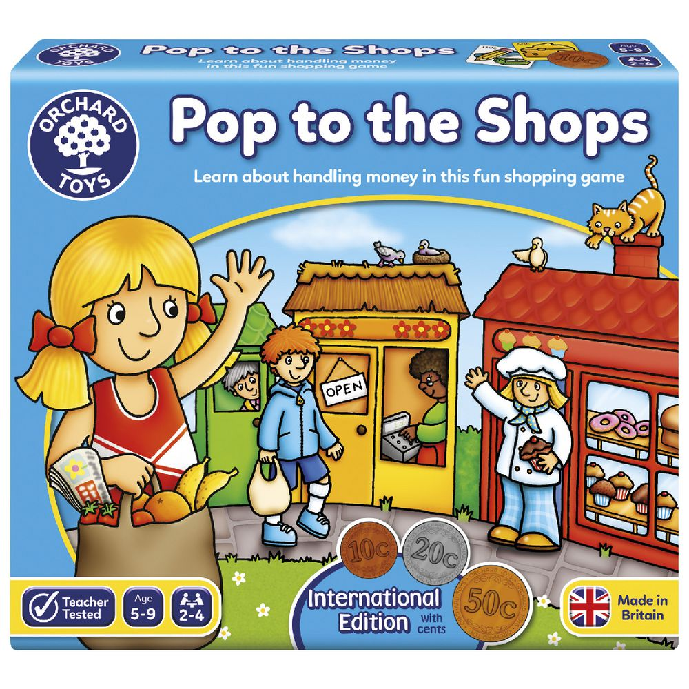Pop to the Shops | Orchard Toys