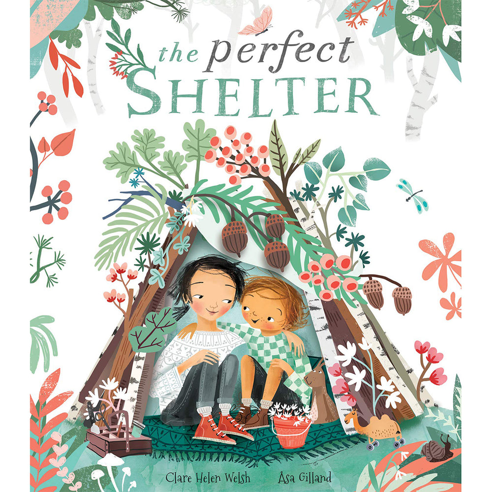 The Perfect Shelter - Clare Walsh