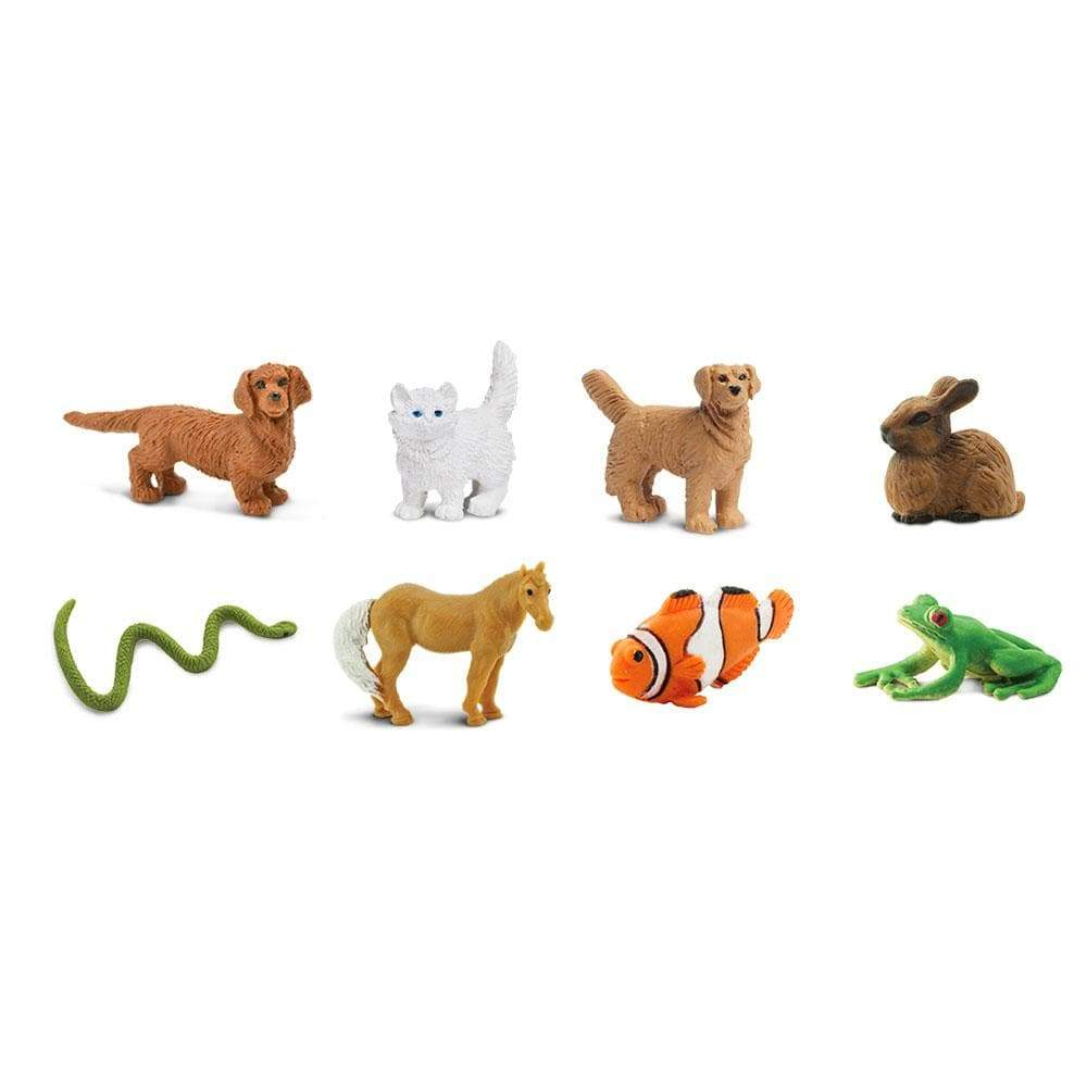 Pets - Good Luck Minis Safari Ltd