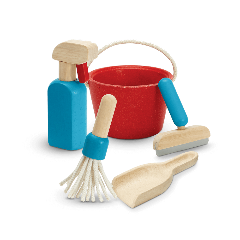 Wooden Cleaning Set | PlanToys