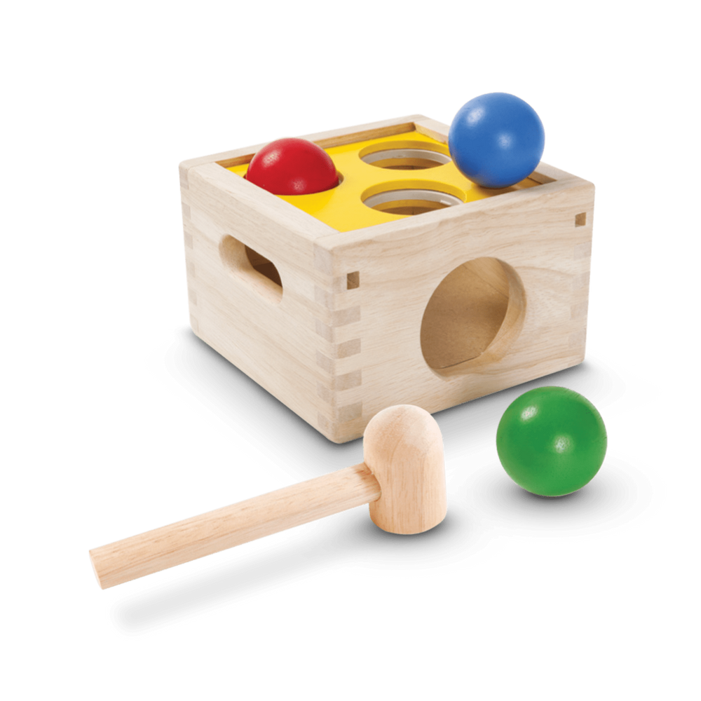 Punch and Drop | PlanToys