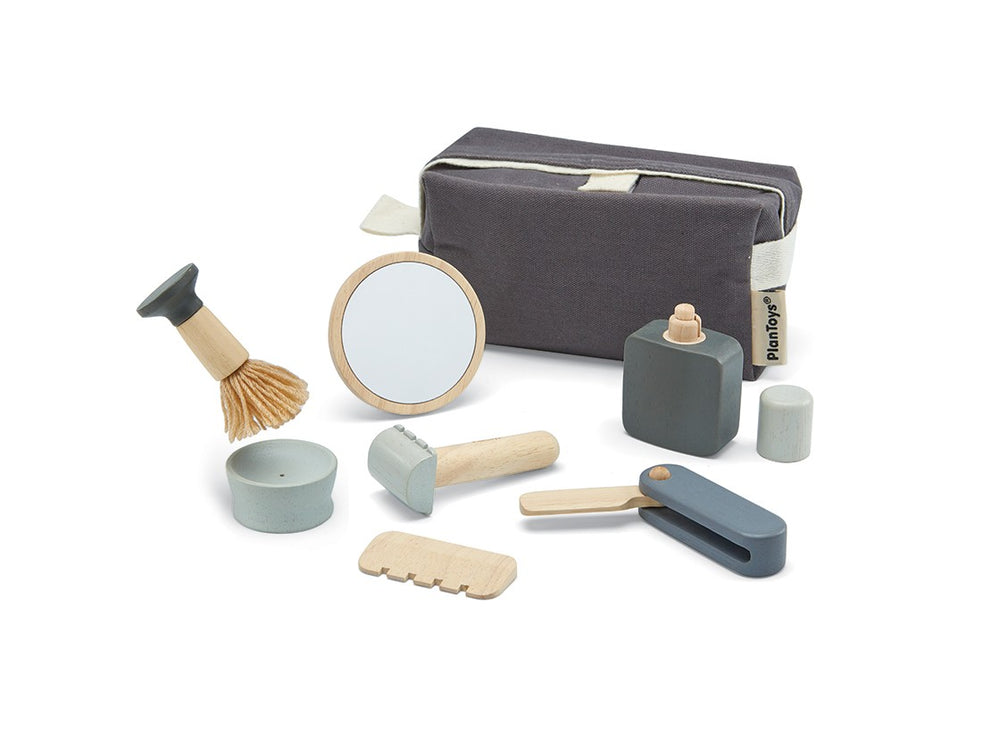 Wooden Shaving Set | PlanToys