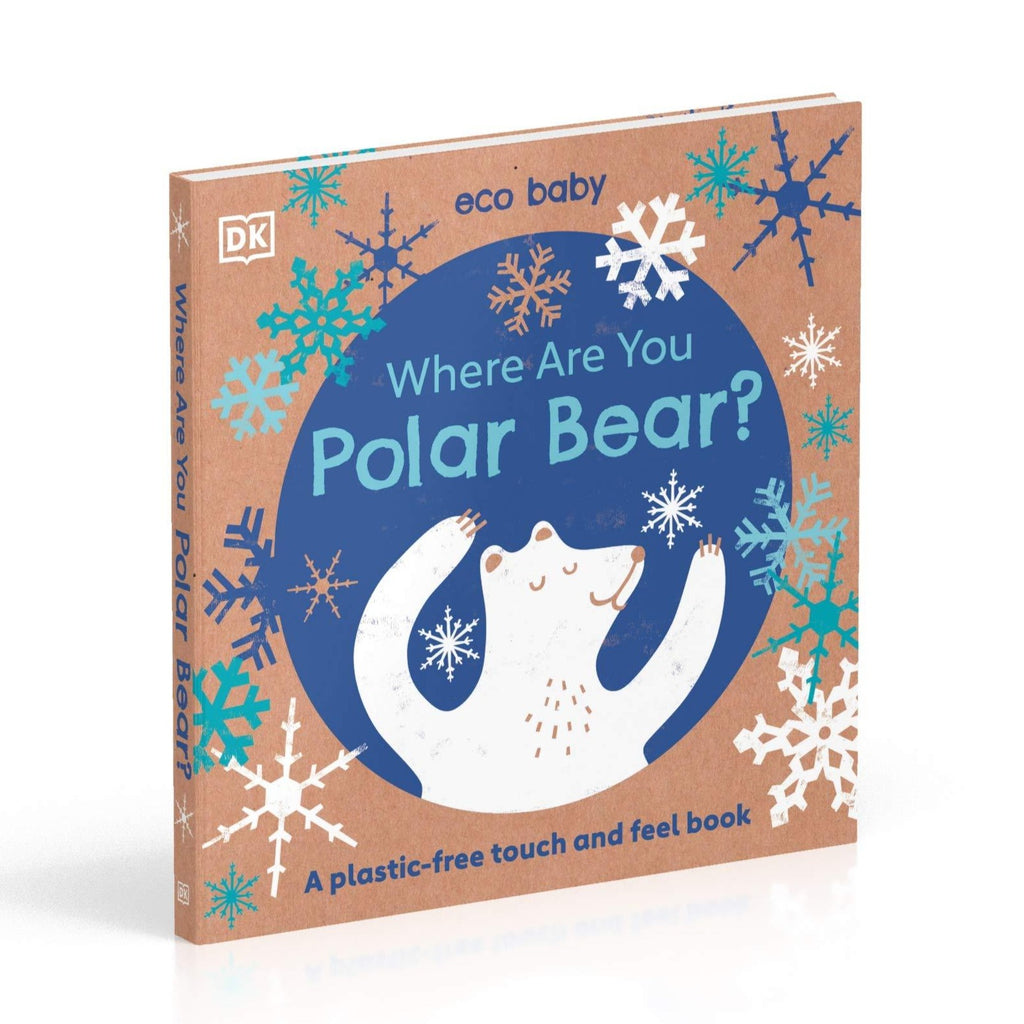 Where Are You Polar Bear? A Plastic-Free Touch & Feel Book