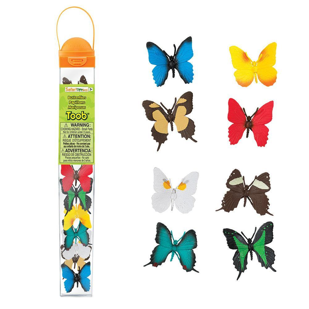 Butterflies Toob | Safari Ltd
