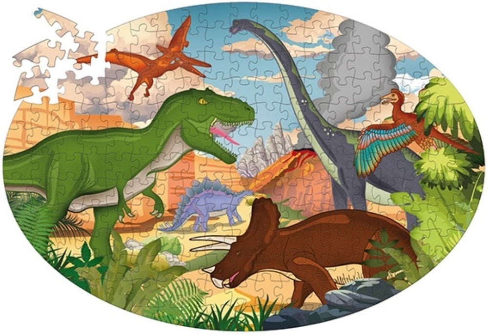 Dinosaurs - Travel and Explore Puzzle | 205