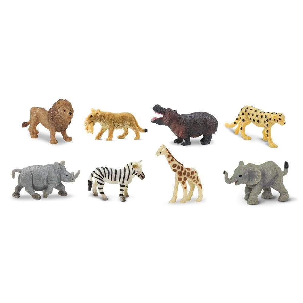Savanna - Good Luck Minis Safari Ltd