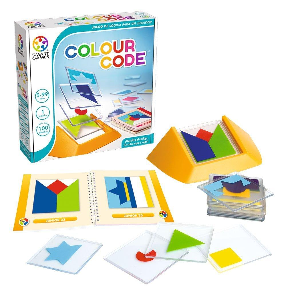 Colour Code | Smart Games