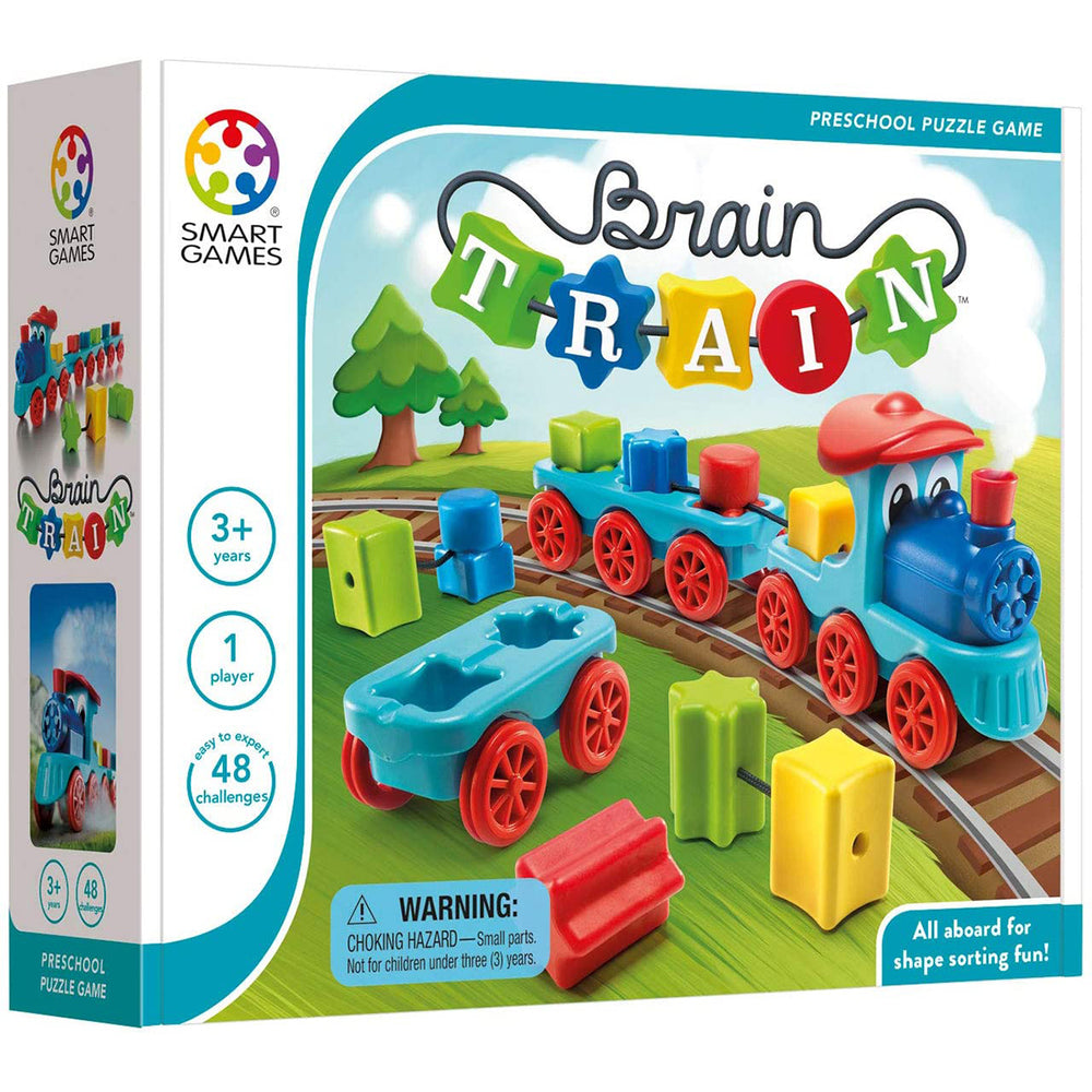 Brain Train | Smart Games