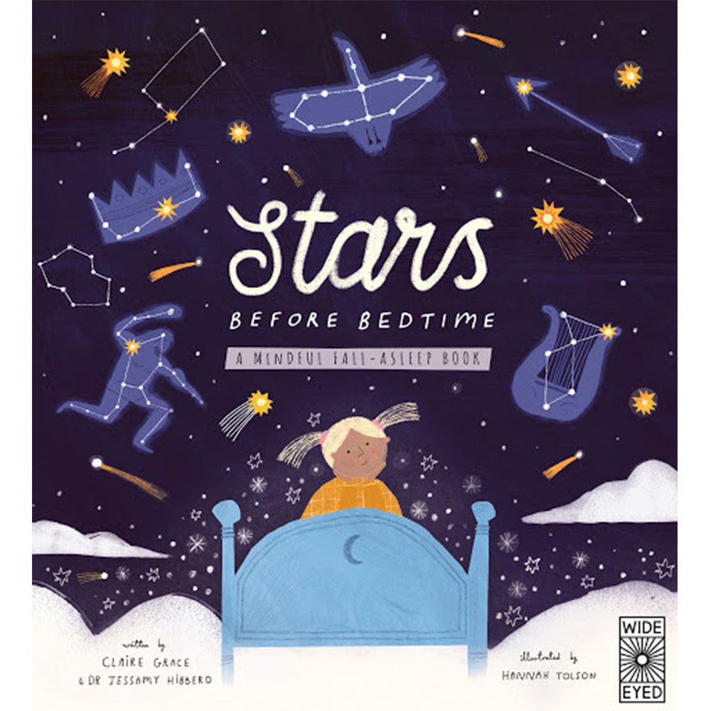 Stars Before Bedtime | A Mindful Fall-Asleep Book