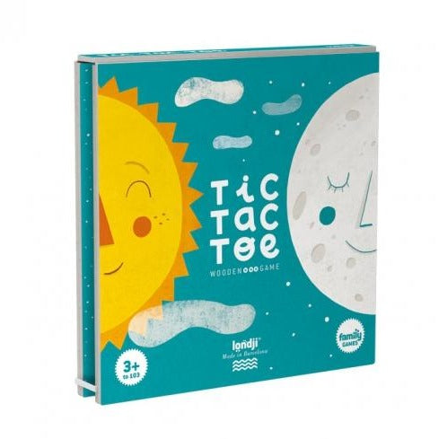 Sun and Moon Tic Tac Toe | Londji