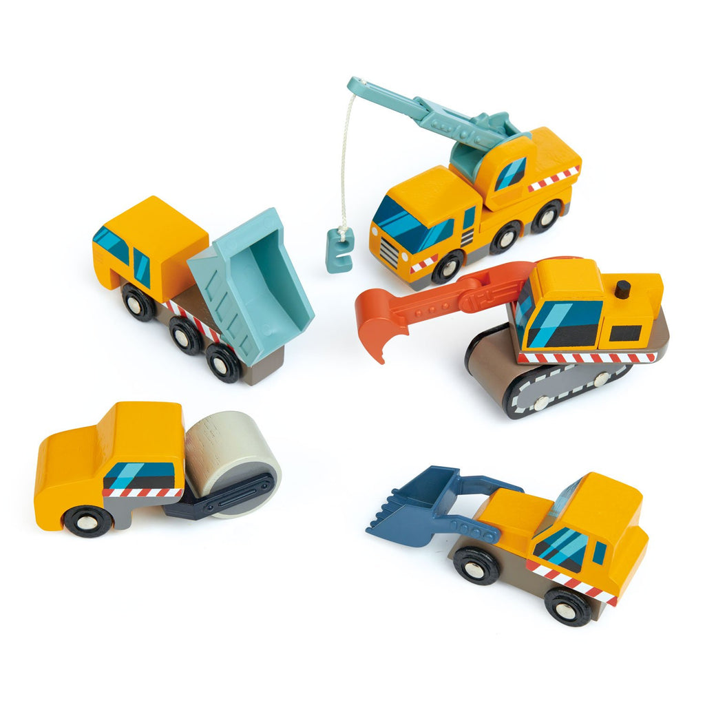 Construction Site | Tender Leaf Toys