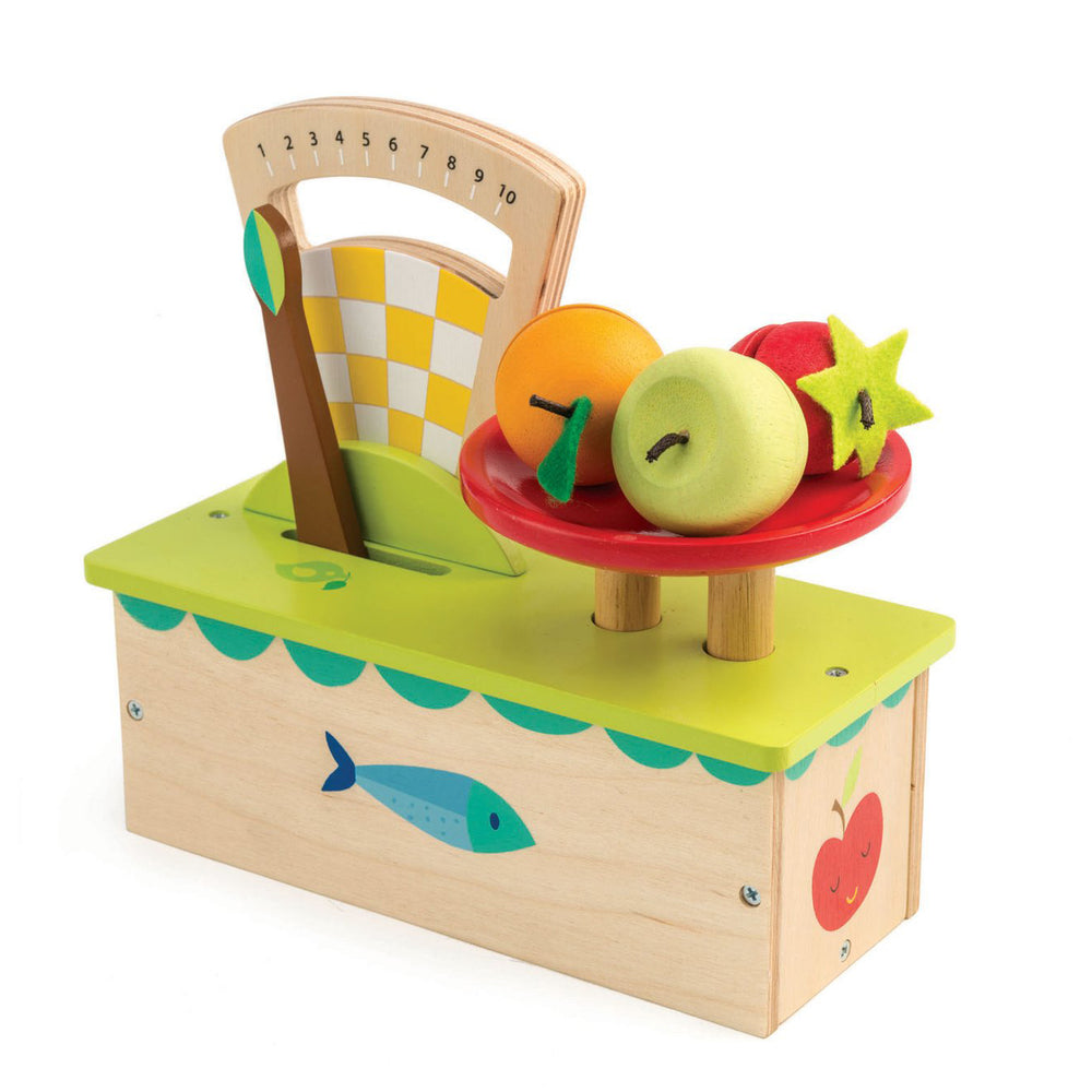Weighing Scale - Tender Leaf Toys