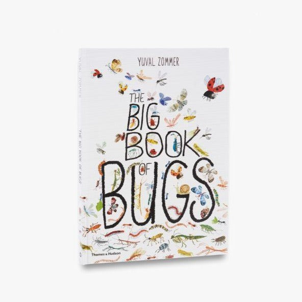 The Big Book of Bugs | Yuval Zommer