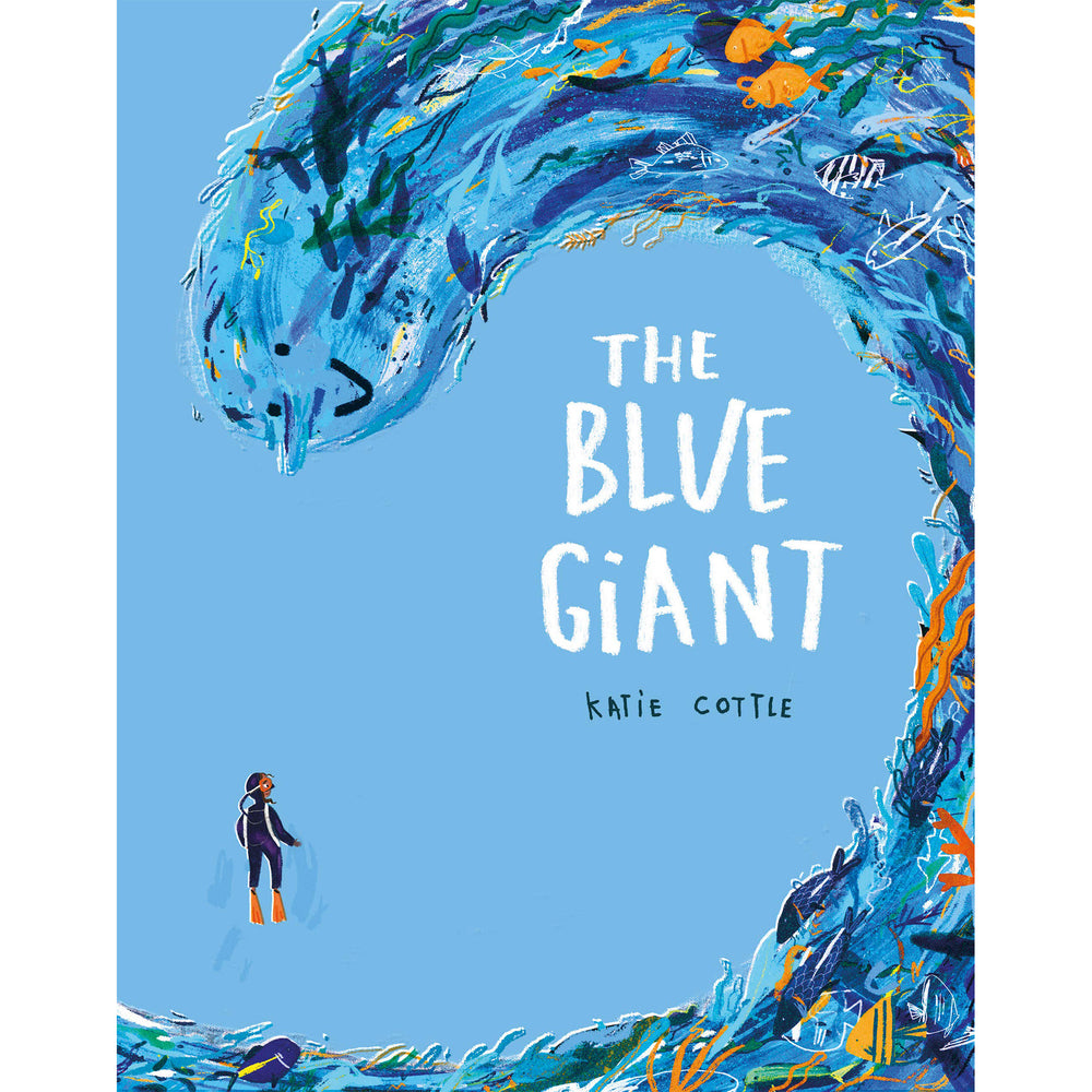 The Blue Giant - Katie Cottle