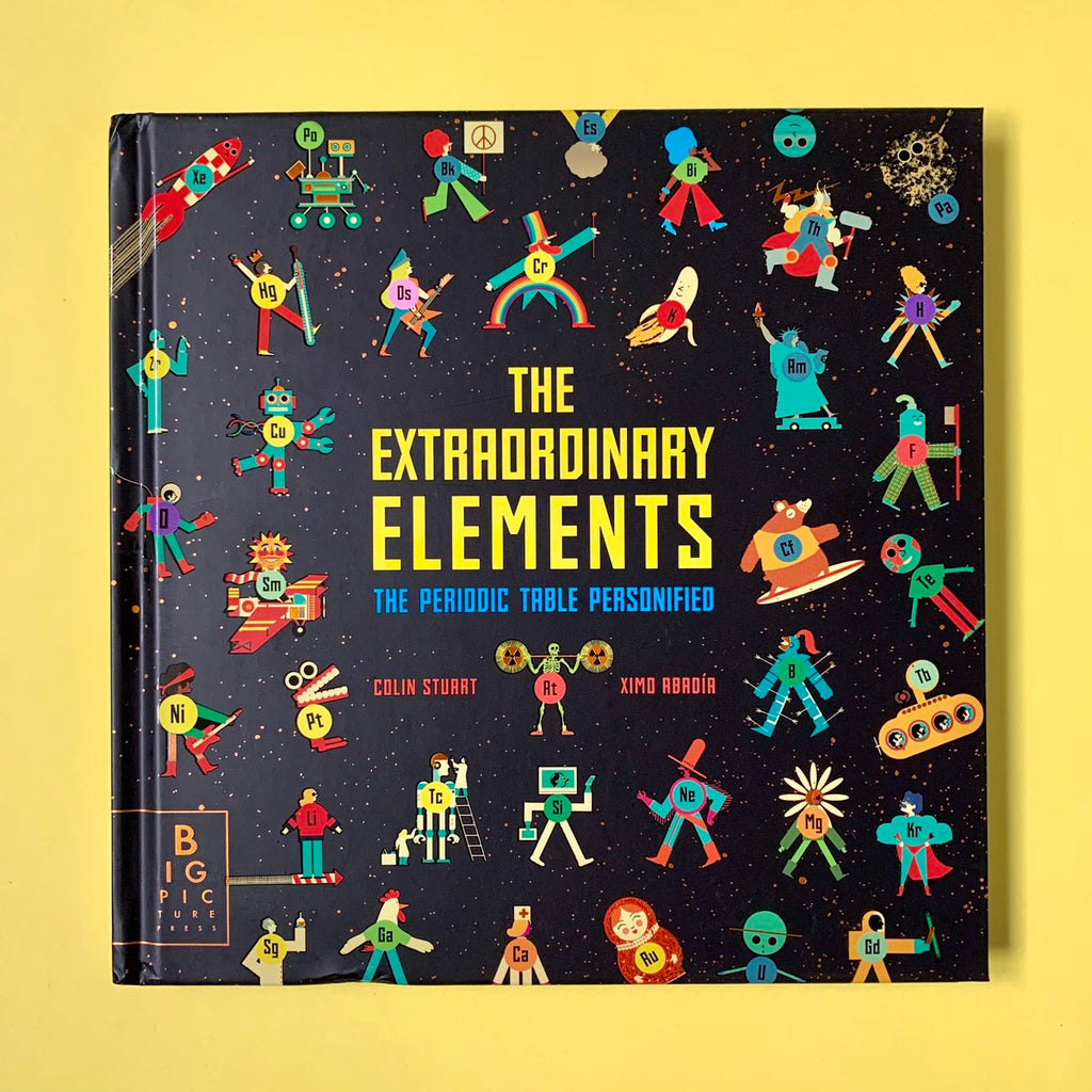 The Extraordinary Elements | The Periodic Table Personified