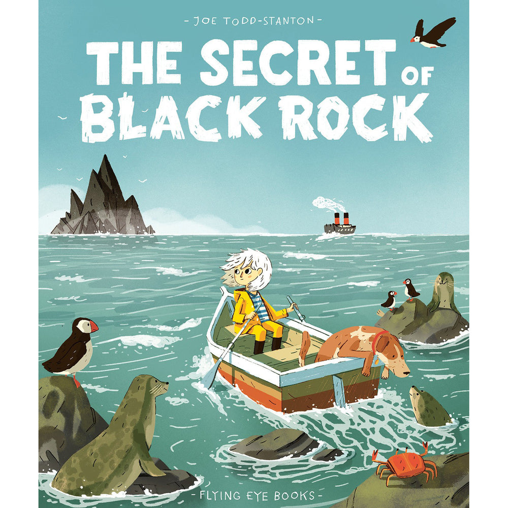 The Secret of Black Rock - Joe Tod-Stanton